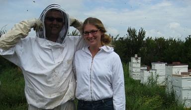 summit gardens comb honey alberta