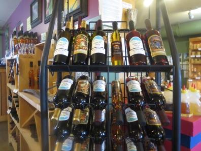 much wine