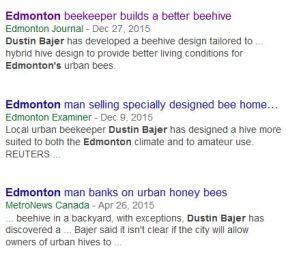 Edmonton Journal Headline google stories