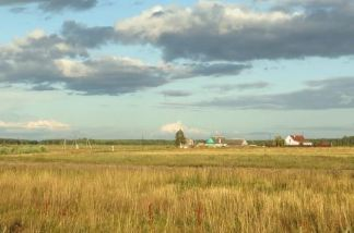 Russia's steppes: lots of land