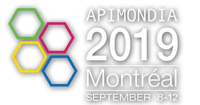 Apimondia Montreal