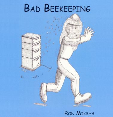 Bad Beekeeping book cover