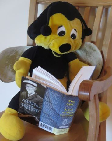 Benny reading