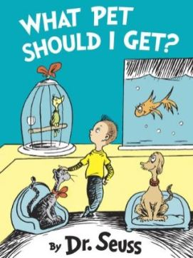 What Pet Should I Get? Available from Amazon.
