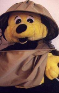 Benny in veil 2