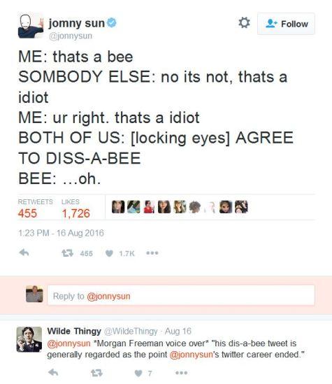 dis a bee