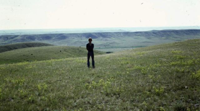 The Grasslands national Park, before it became a national park. Some of the world's most astounding scenery - with or without yellow sweet clover.