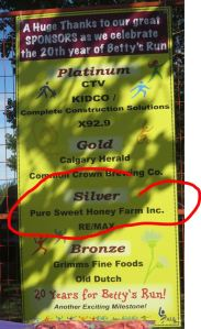 Pure Sweet Sign-r