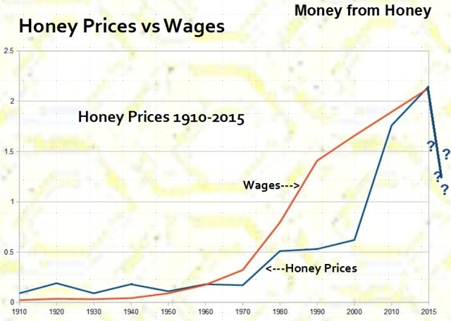 Wage-Price Graph