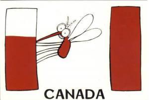 canada mosquito flag