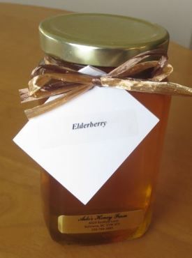 Elderberry Honey