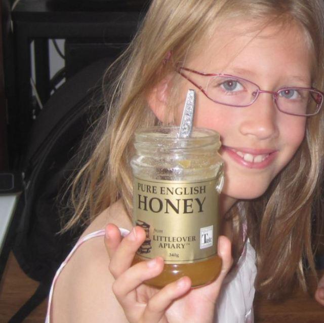 Pure English Honey