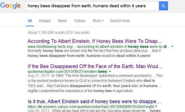 Einstein search