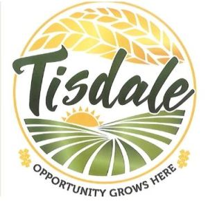 new Tisdale sign